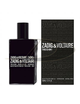 Zadig&Voltaire This Is Him