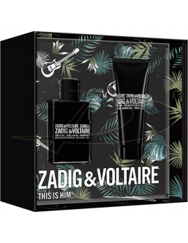 Set Zadig&Voltaire This is Him