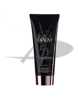 Crema de corp Yves Saint Laurent Black Opium Shimmering