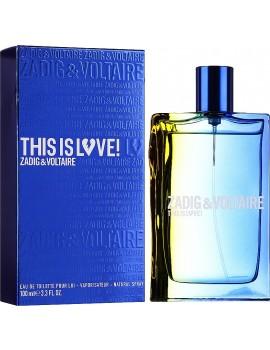 Zadig& Voltaire This Is Love Pour Lui