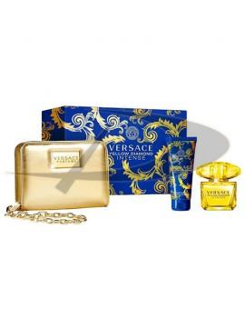 Set Versace Yellow Diamods Intense